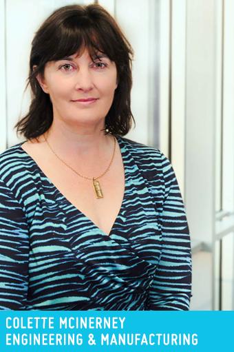Colette McInerney Portrait
